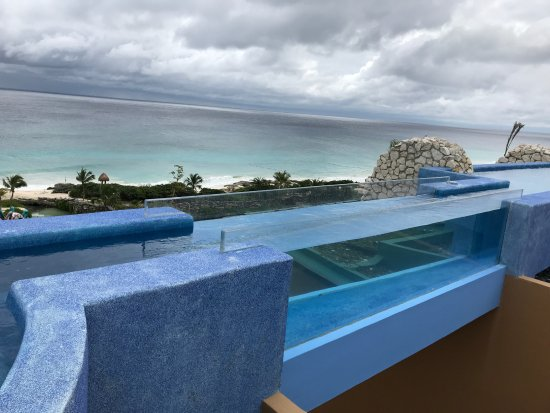 Hotel Xcaret Mexico Fuego Rooftop Pool