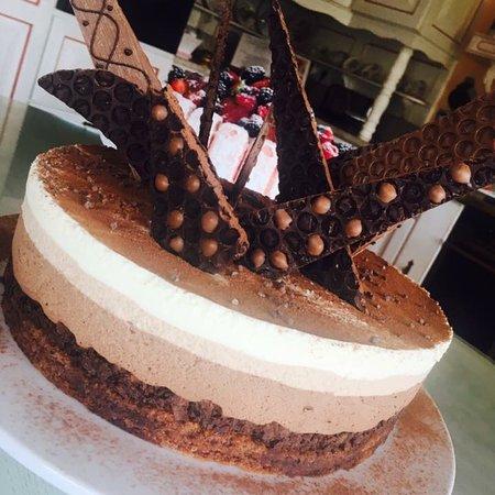 Wedding Cake Nancy Picture Of Brend Oliv Nancy Tripadvisor