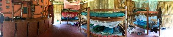 Jiquilillo, Nicaragua: Quiet dorm.