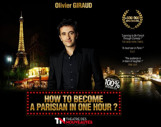 ‪How to become Parisian in one hour?‬