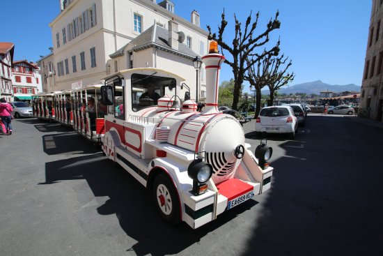 Le Petit Train de Saint-Jean-de-Luz