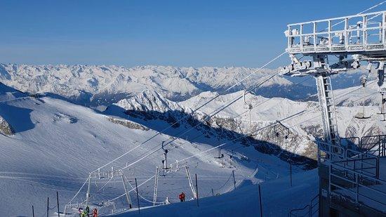 Zillertaler Gletscherbahn: Gefrorene Wand Lift 2