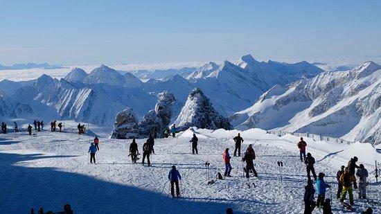 Zillertaler Gletscherbahn: Tuxer Alpen
