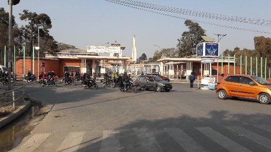 Durbar Marg Street