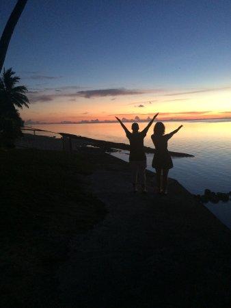 Le Sunset: Coucher de soleil côté SUNSET