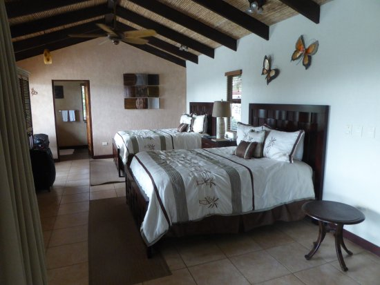 Hotel Buena Vista: Twin queen beds