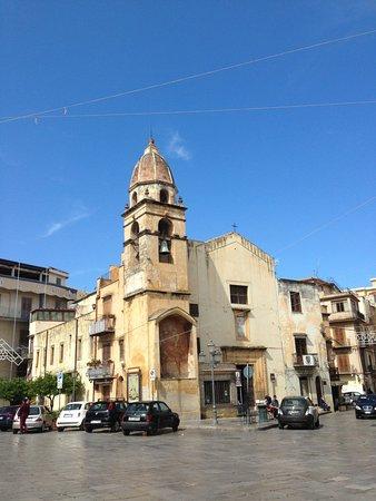 Carini, Italie : Chiesa di San Vito