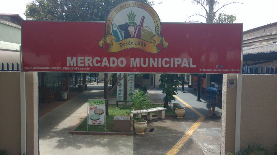 Mercado Municipal Prudente