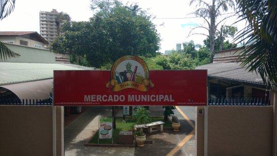 Mercado Municipal Prudente