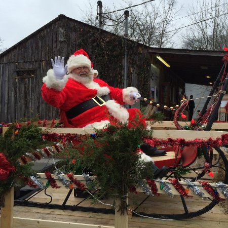 Bell Buckle, TN: Old Fashioned Christmas