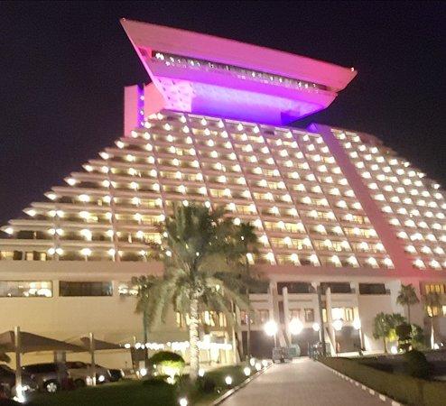 Sheraton Grand Doha Resort & Convention Hotel: 20180121_222201_large.jpg