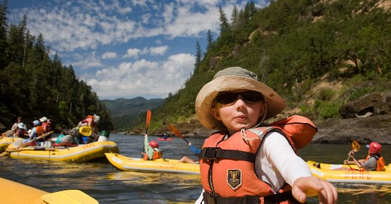 Merlin, Oregón: The Rogue River Provides the Perfect Outdoor Adventure for Families