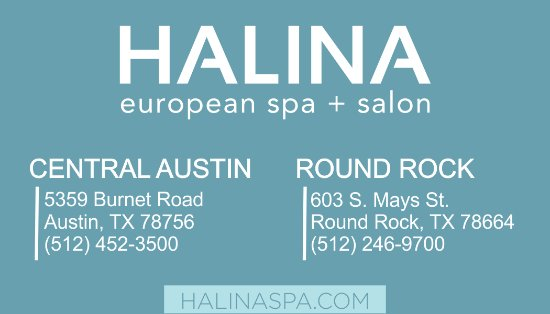 Halina European Day Spa & Salon