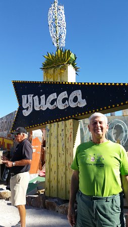 The Neon Museum: The Yucca Sign