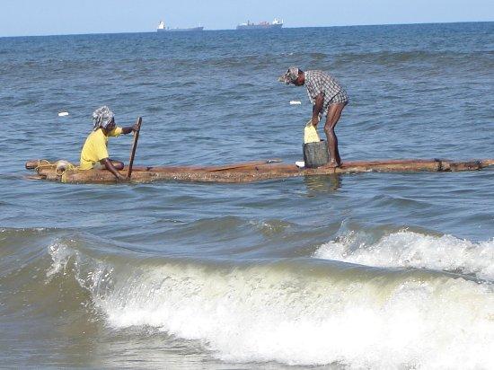 הודו: une journée avec les pêcheurs entre chennai et pondi 2006
