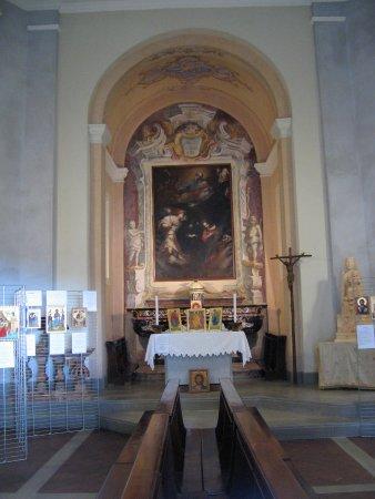 Santa Maria del Monte, Italie : Chiesa dell'Annunciata al Sacro Monte di Varese