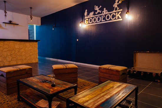 Goodlock Escape Game