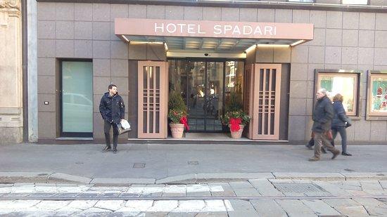 Hotel Spadari al Duomo foto