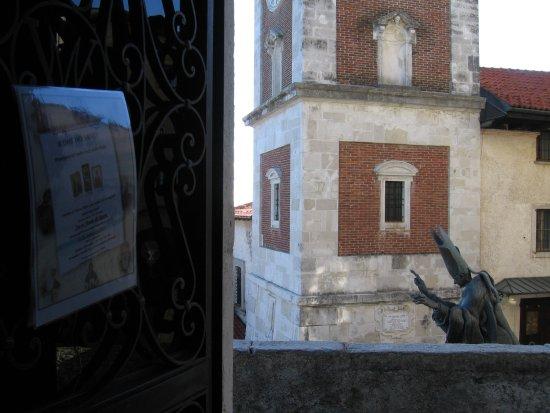 Statua del B.Paolo VI ,Santa Maria del Monte