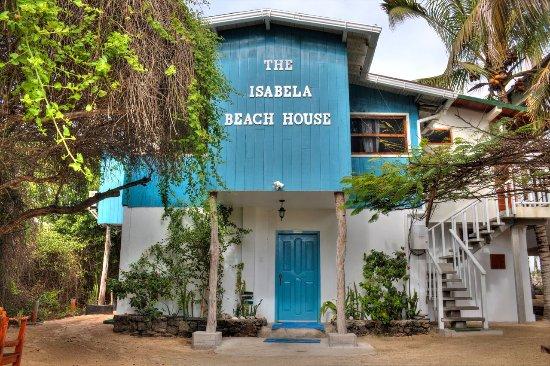 The Terrace Picture Of Isabela Beach House Tripadvisor