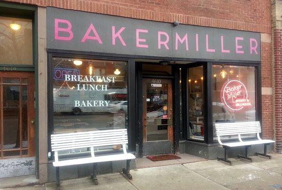 Baker Miller Restaurant Menu