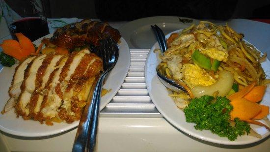 Piding, Deutschland: Mittagsmenü in einem Top-Preis-Leistungsverhältnis