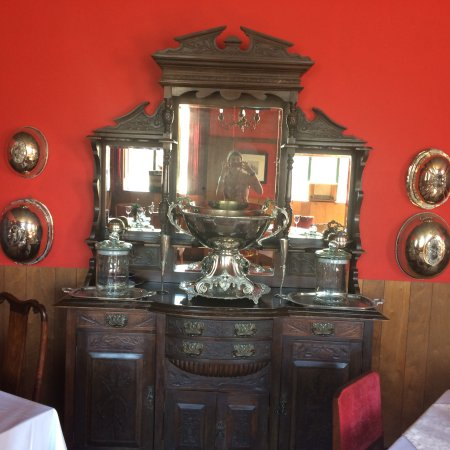 Albert Room at The Manor House