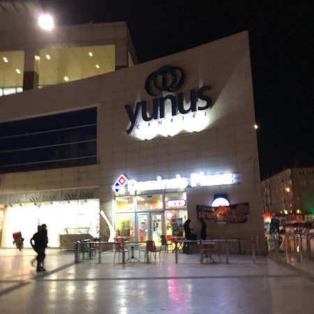 Yunus Shopping Center