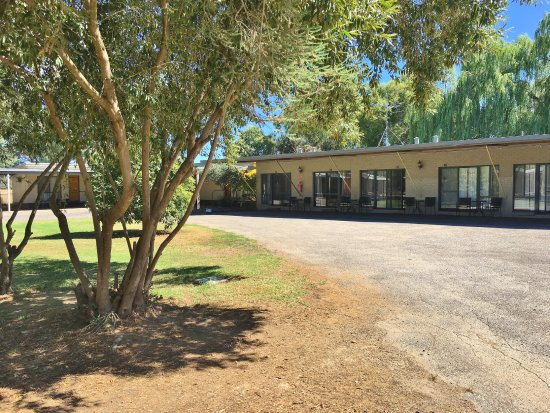 Wangaratta North Family Motel