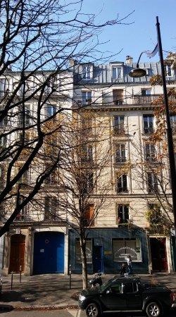Citadines Bastille Gare de Lyon Paris: Despertar desde mi habitación