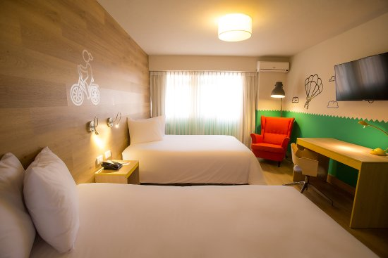 Hotel ibis Styles Lima Conquistadores: Twin Room