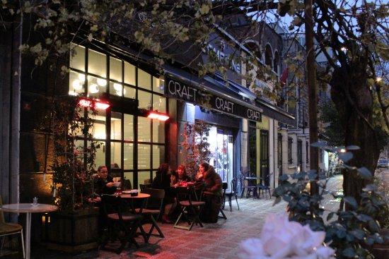 Craft Espresso Istanbul Beyoglu Restaurant Reviews Phone