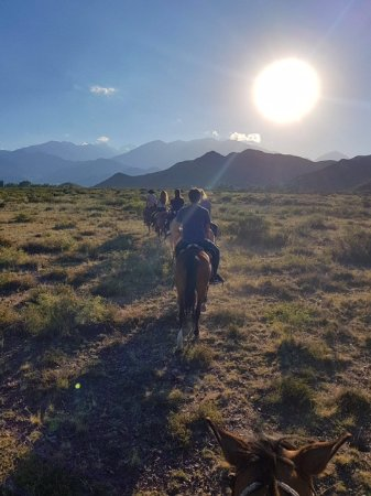 Tunuyan, Argentina: The Andes mountains