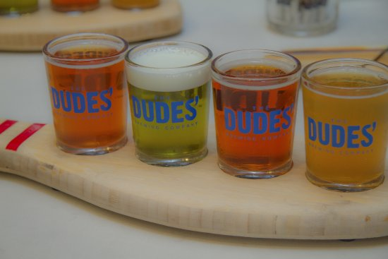‪The Dudes' Brewing Company‬