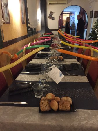 Gualta, İspanya: decoracion fin de año