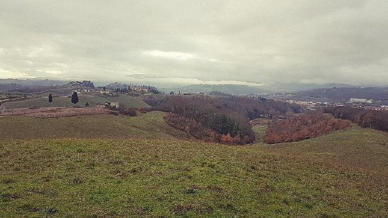 Certaldo, Italy: Colline toscane