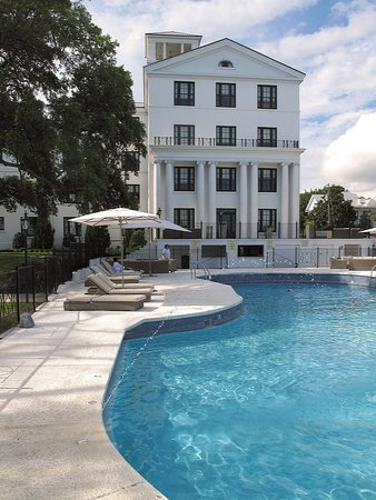 White House Hotel Biloxi Ms Pool Picture Of White House