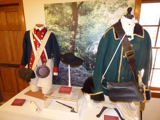 Andrew Jackson State Park: uniforms