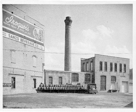 Iroquois and Sanzo Beverage, making history and still living
