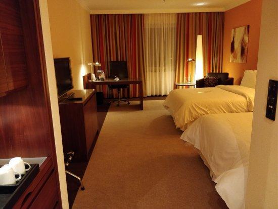 The Westin Grand Frankfurt: Bedroom
