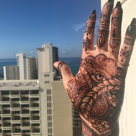 Henna And Jagua Temporary Tattoos Picture Of Honolulu Henna