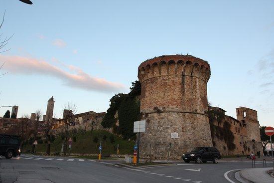 Mura di San Gimignano