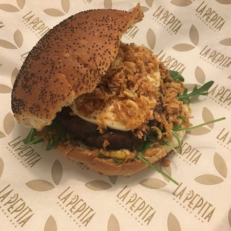 La pepita burger bar salamanca omd men om restauranger for La pepita burger salamanca