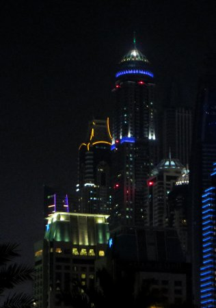 The Tallest Block of Dubai Marina