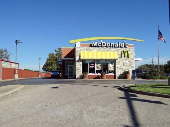 Madill, OK: McDonald's