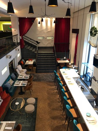 Auberge Saint-Antoine: hotel bar