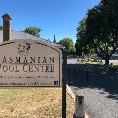 Tasmanian Wool Centre.: photo1.jpg
