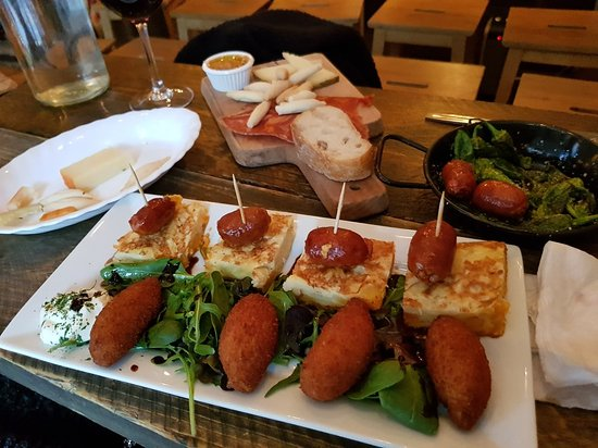 Slice of authentic Spain in London