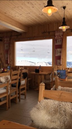 La Grande Ourse: The lifts on Mont Chery