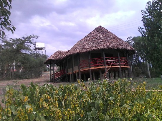 Gilgil, Kenya: tented cottage suitable for a family of 4
